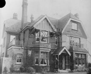The Walnuts, Orpington, Orpington 1800s