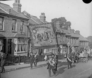 Hospital Parade, Wiltshire Road, Orpington