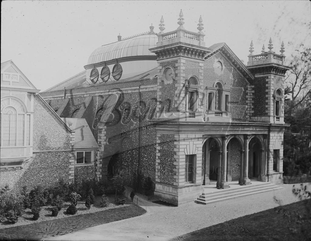 The Temple, St Mary Cray, St Mary Cray