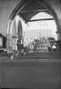 Parish Church, St Mary Cray, St Mary Cray 1950