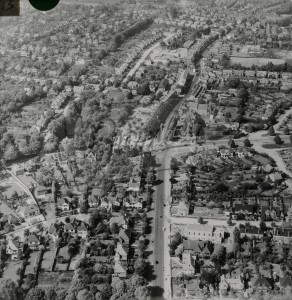 Aerial View of Orpington