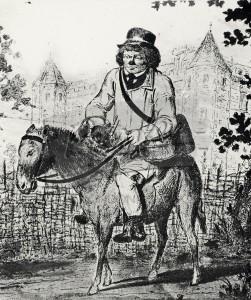 James Keywood, West Wickham 1813