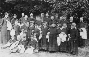 Christ Church Choir,  c.early 20th century