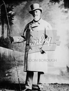 Squire Lea Wilson,  bef. 1911