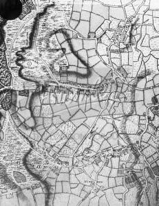 Rocques Map 1741-5,  1741/5