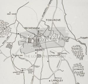Beckenham c.1500