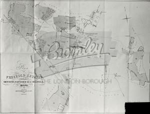 Freehold Estates of Orpington Farnborough & Chelsfield, Orpington/Farnborough/Chelsfield 1821