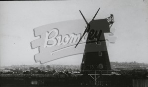 "Kent windmills ""Whitstable before restoration"