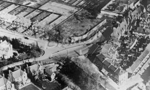 Aerial View over Beckenham, Beckenham c.1920