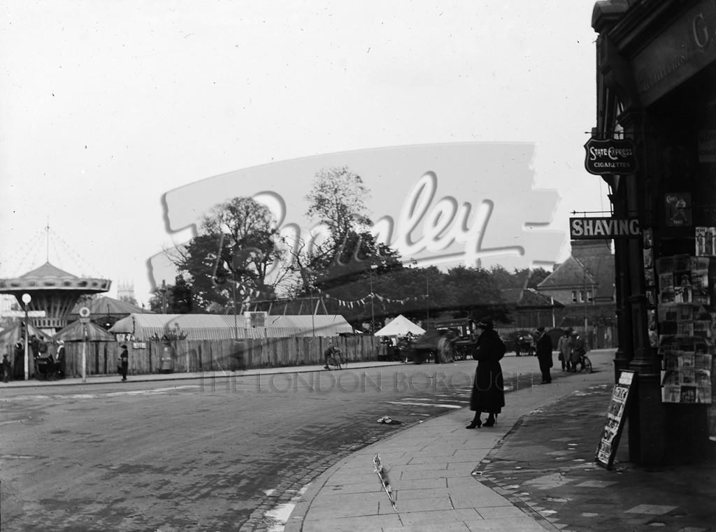 High Street, Beckenham, Beckenham c.1920