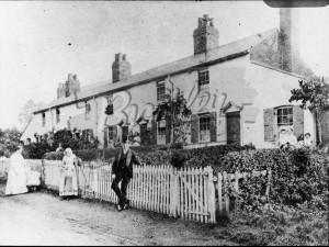 White Cottages, Beckenham, Beckenham c.1890