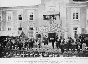 Town Hall, Beckenham, Beckenham 1932
