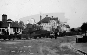 Wickham Road, Beckenham, 1910