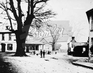 Stocks Tree, West Wickham c.1880