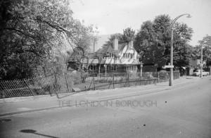 The White Hart, West Wickham,  1957