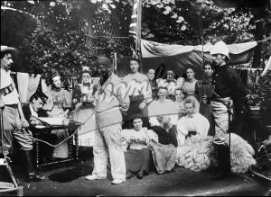 Copeland Family,  c.1890