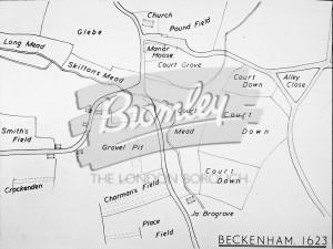 Beckenham, Beckenham 1623