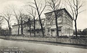St. Joseph's Convent School, SE2