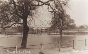 Princess of Wales pond