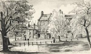 Hare & Billet Pond