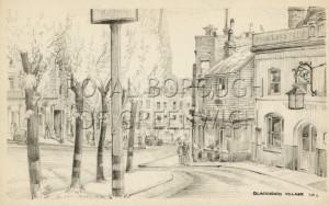 Blackheath Village