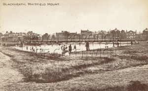 Whitfield Mount
