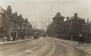 Eltham Hill