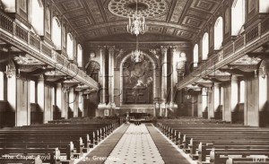 Royal Naval College Chapel