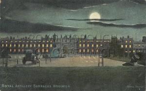 Royal Artillery Barracks