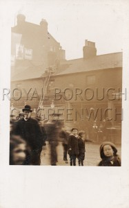 Royal Arsenal Explosion