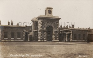 Cambridge Barracks