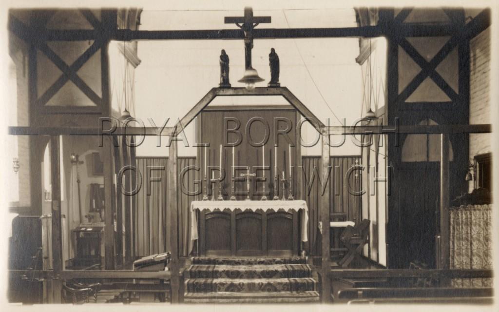 St Saviour's Mission Church ?