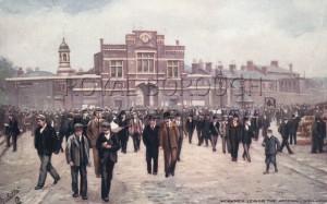 Beresford Gate