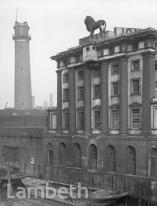 RED LION BREWERY AND SHOT TOWER, WATERLOO
