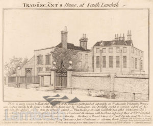 TRADESCANT'S HOUSE, SOUTH LAMBETH