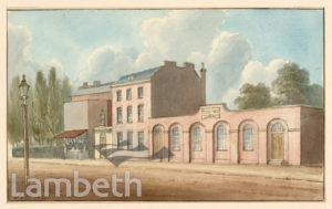 LAMBETH PAROCHIAL SCHOOLS, LAMBETH GREEN, LAMBETH