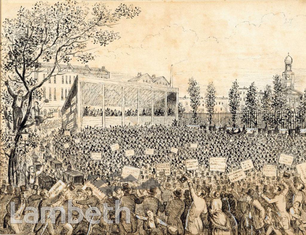 ELECTIONS, KENNINGTON PARK, KENNINGTON
