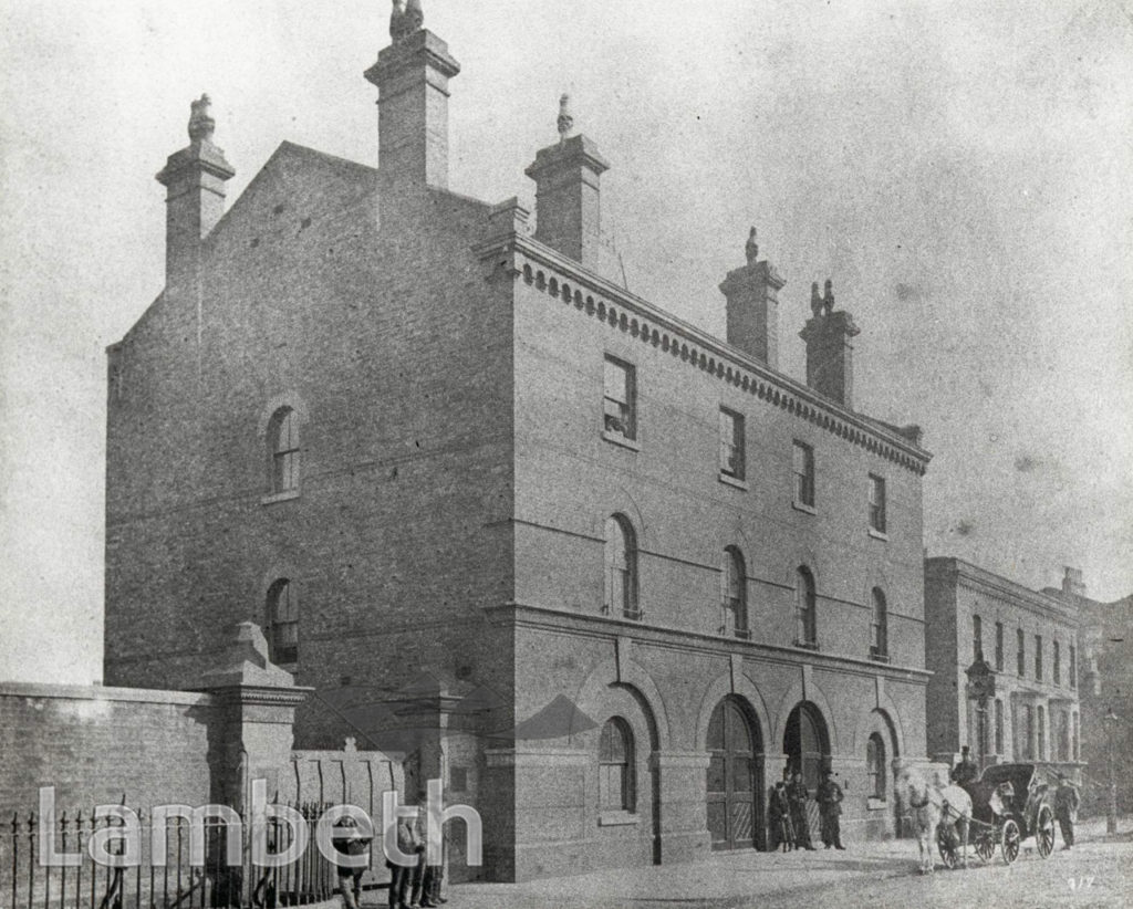 OLD FIRE STATION, KENNINGTON