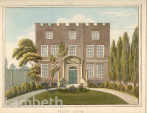 MANOR HOUSE, KENNINGTON