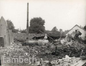 LUTHERAN PLACE, BRIXTON HILL: WORLD WAR II INCIDENT