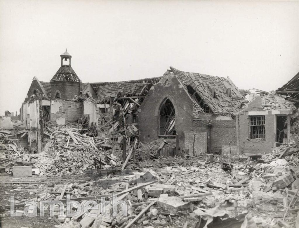 UPPER TULSE HILL, TULSE HILL: WORLD WAR II INCIDENT