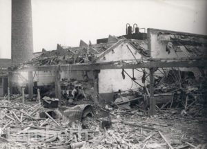 ELLERSLIE SQUARE, BRIXTON: WORLD WAR II INCIDENT