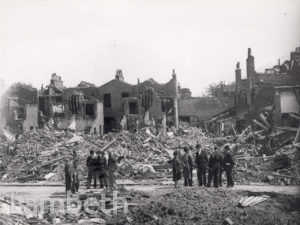 HILLINGDON STREET, KENNINGTON: WORLD WAR II INCIDENT