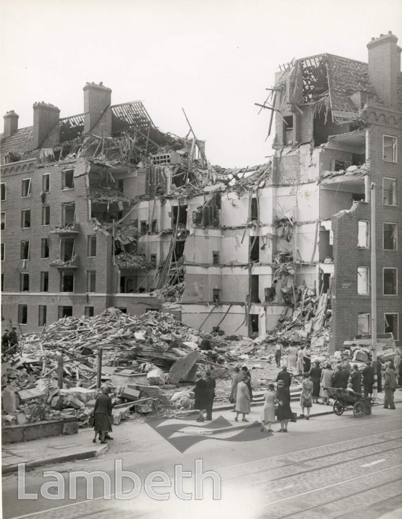 KENNINGTON OVAL, KENNINGTON: WORLD WAR II INCIDENT