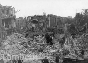 LORN ROAD, STOCKWELL: WORLD WAR II INCIDENT