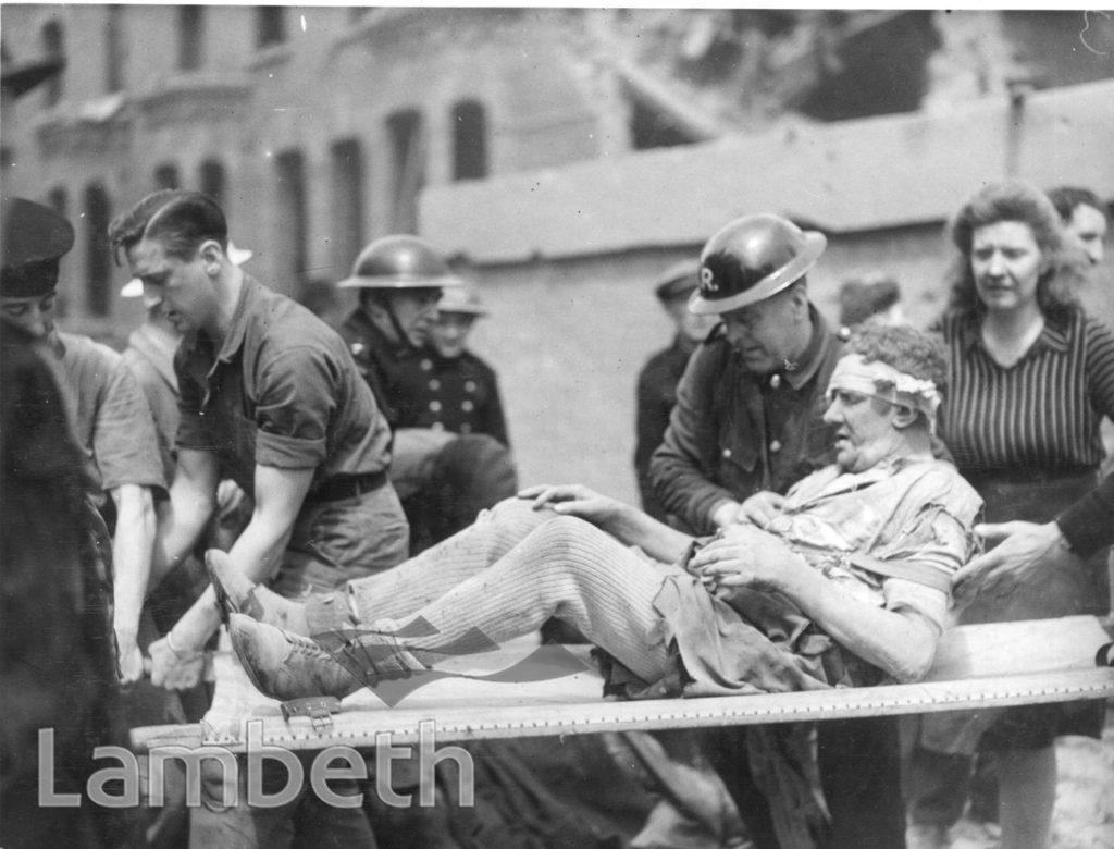 LAMBETH: WORLD WAR II INCIDENT
