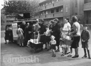 LAMBETH: WORLD WAR II