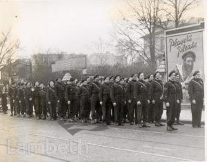 WARSHIP WEEK, BRIXTON : WORLD WAR II