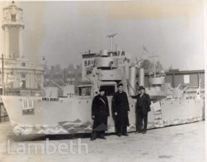 WARSHIP WEEK, BRIXTON : WORLD WAR II