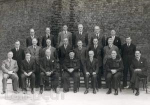 CIVIL DEFENCE SERVICE, LAMBETH, WORLD WAR II